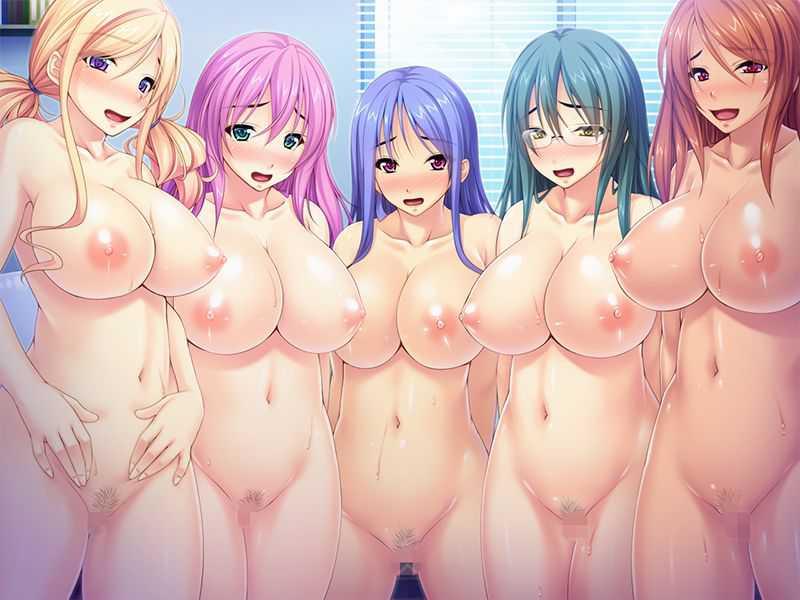 乳首出てるおっぱいがいっぱい書かれてる肌色だらけの画像ない?