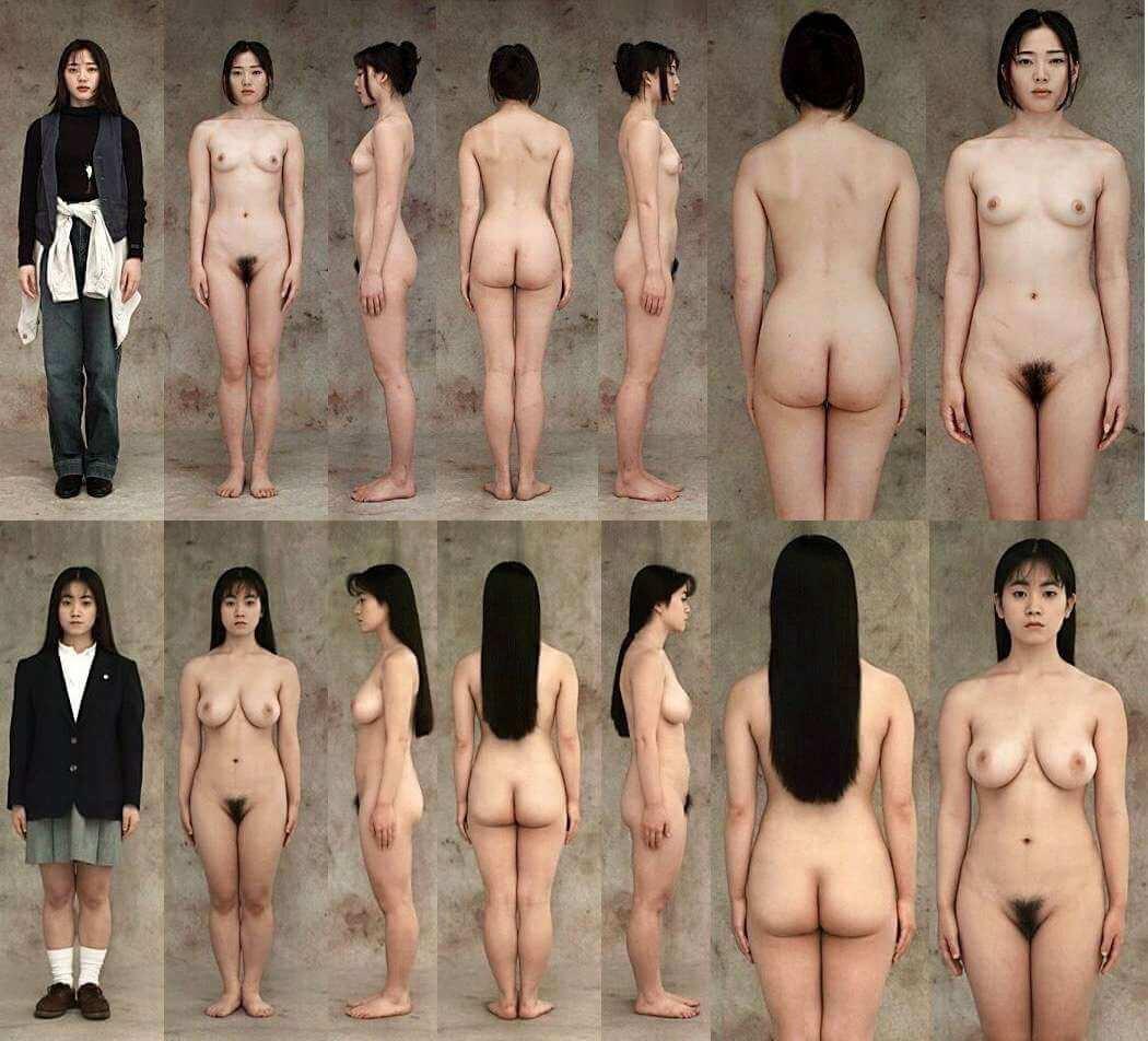 全裸ヌード披露してくれちゃう図鑑みたいな画像好きな人いる?